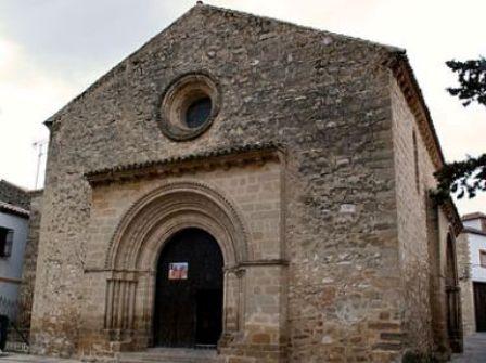 400px Iglesia santa cruz baeza 1 - Visitas Guiadas en Úbeda y Baeza. Ven a Visitar Nuestra Riqueza Cultural.