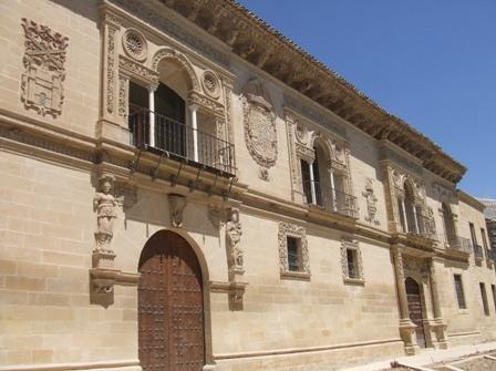 sede baeza del ayuntamiento