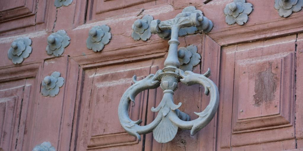 puerta úbeda
