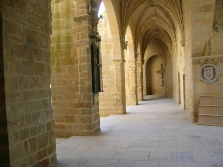santa maria de los reales 1 1 - Visitas Guiadas en Úbeda y Baeza. Ven a Visitar Nuestra Riqueza Cultural.