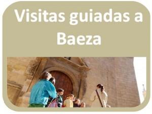 visitas guiadas culturales todo el año a Baeza
