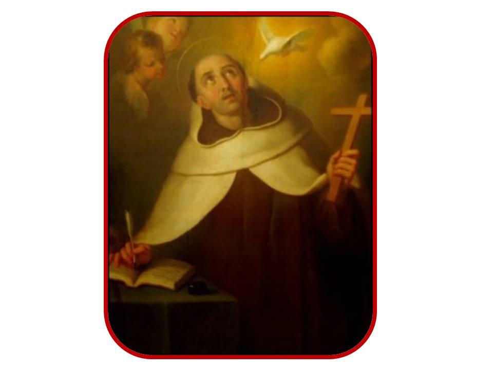 san juan - El santo: San Juan de la Cruz