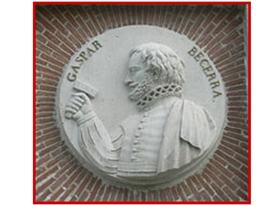 Imagen de Gaspar Becerra - Gaspar Becerra
