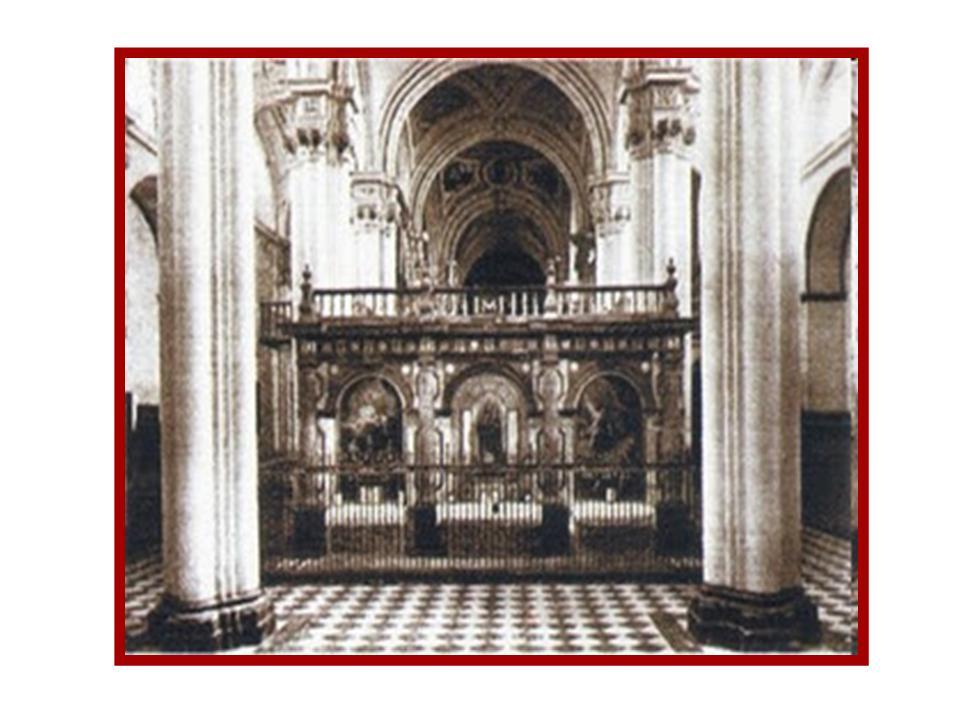 semana santa3 - La Catedral de Baeza