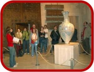 Visitas guiadas culturales a museos