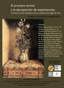 cartel jornadas cientificas baeza 220x300 - Jornadas científicas en Baeza
