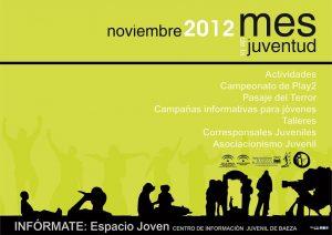 """mes de la juventud 2012 300x212 - """"Mes de la Juventud 2012"""" en Baeza"""