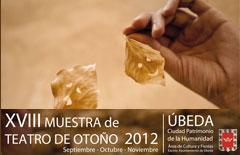 muestra de teatro de ubeda - Muestra de Teatro de Ubeda 2012
