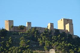 Castillo de Jaen