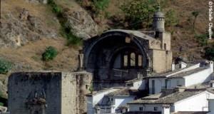 Restos de la Iglesia Santa Maria en Cazorla