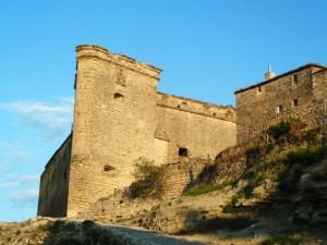 Imagen del Castillo de Sabiote