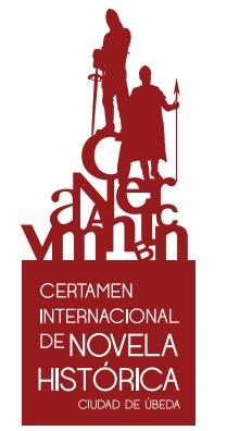 Cartel del Certamen de Novela Histórica 'Ciudad de Úbeda' 2012