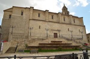 Fachada principal de la Iglesia de la Asunción