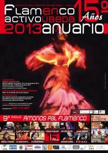flamencoActivo13 211x300 - Úbeda. IX Ciclo 'Ámonos pal flamenco'.