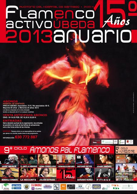 flamenco Activo 13