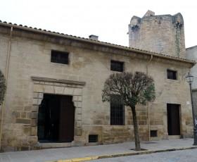 Localización del Centro Interpretación Olivar y Aceite