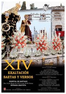 Saetas y versos 2013 213x300 - XIV Exaltación de Saetas y Versos Úbeda