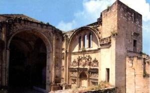 rsffa2 300x186 - Ruinas, Capilla Benavides, Baeza