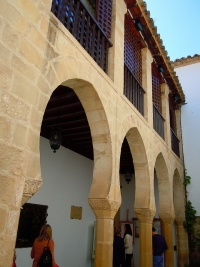 Exterior de la Casa Mudejar
