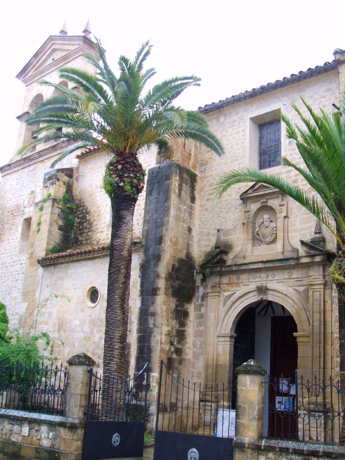 Iglesia de San Pablo Baeza - Iglesia de San Pablo