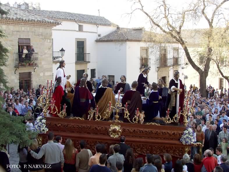 Santa Cena del Domingo de Ramos