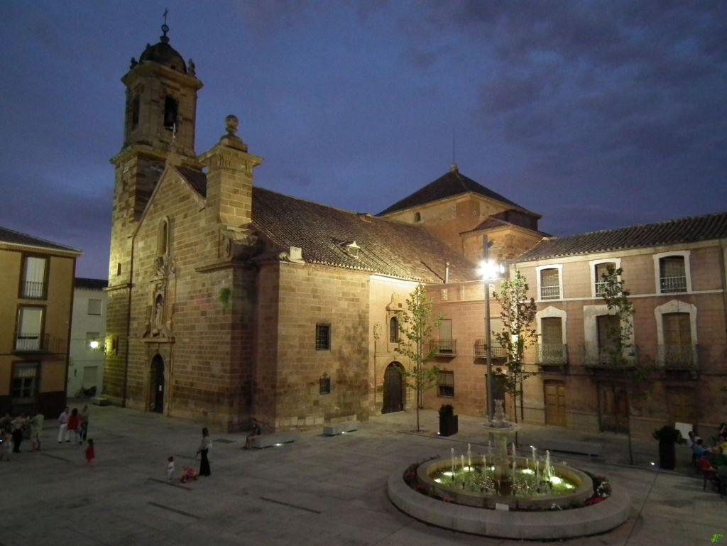 Iglesia de Cabra del Santo Cristo