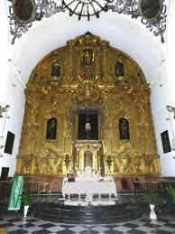 retablo de la iglesia de la Expectación