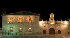 Casa de munición de Linares