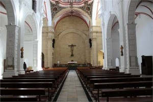 Altar de la Iglesia de la Trinidad en Úbeda