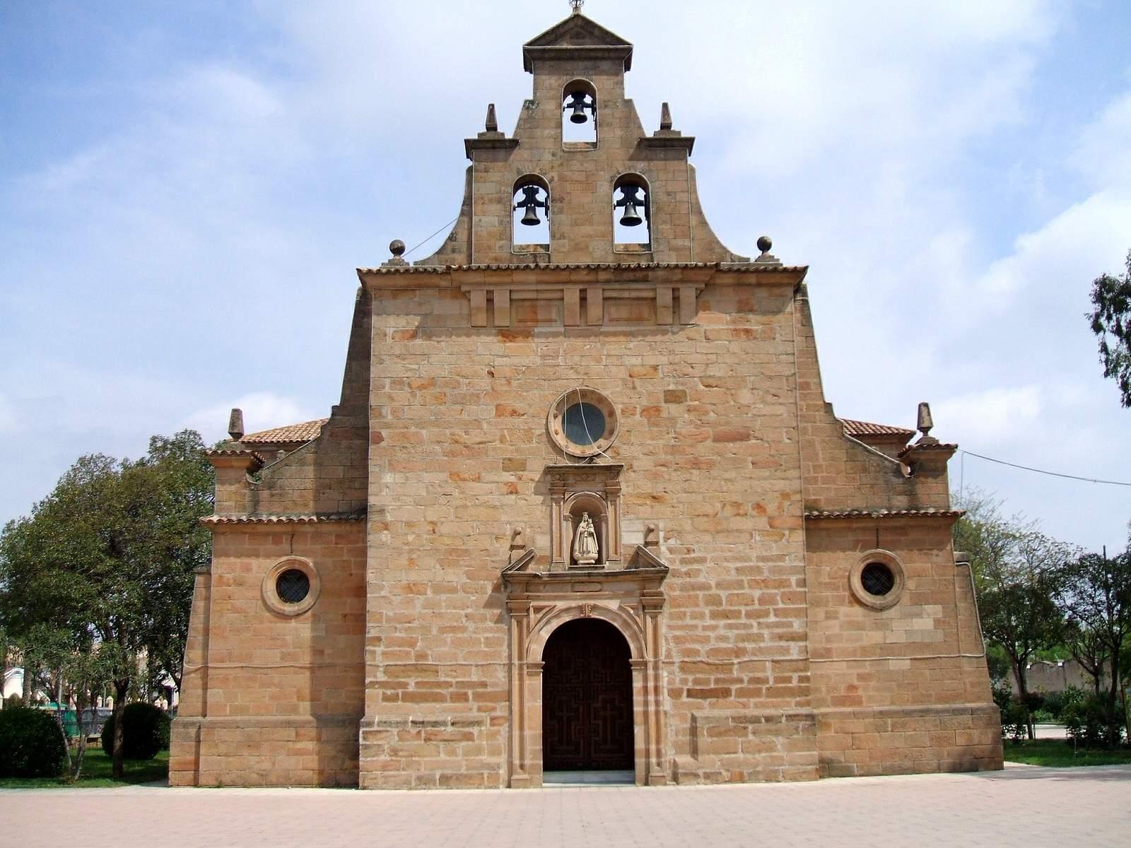 Linares   Santuario V Linarejos03 - Linares y sus edificios religiosos