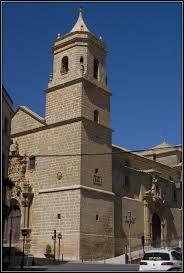 Torre de la Iglesia de la Trinidad en Úbeda