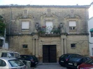 Palacio de los Porceles de Úbeda
