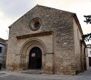 400px Iglesia santa cruz baeza 300x263 - Estilos Artísticos de Jaén II