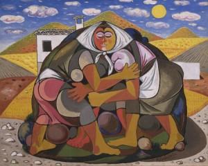 Pintura de Zabaleta