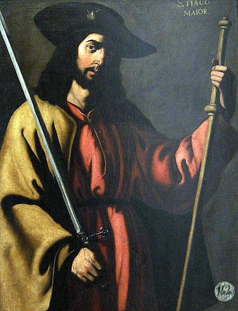 Santiago el Mayor Francisco Polanco, -Conv Capuchinos, en el Museo de Bellas Artes