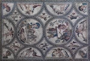 Mosaico romano de Cádtulo