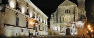 Capilla del Salvador y Palacio de Don Fernando Ortega