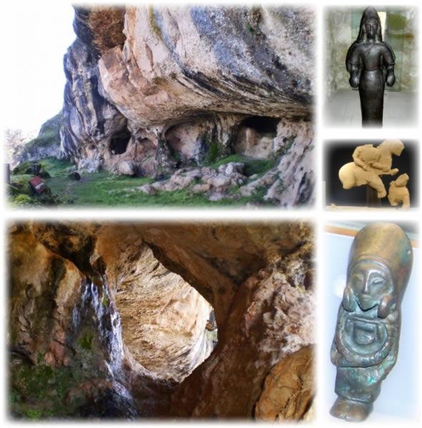 la lobera y su cueva