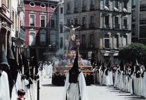 Expiración moderna Ubeda 300x205 - Semana Santa en el recuerdo; Úbeda.