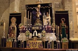 IMG 6761 copia 300x197 - Semana Santa en el recuerdo; Úbeda.