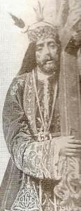 Jesus 116x300 - Semana Santa en el recuerdo; Úbeda.