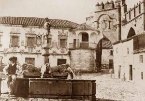 fuente 3 312 300x209 - La Fuente de los Leones (Baeza)