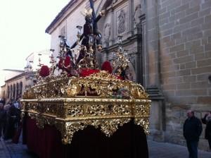vera5 300x224 - Semana Santa en el recuerdo; Baeza.