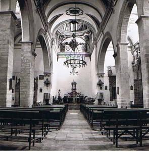 Altar de Santa Maria, 2º
