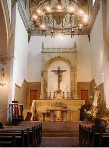 Altar de Santa Maria, 3º