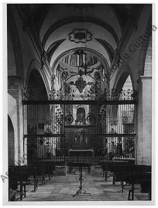 Altar de Santa Maria,1º