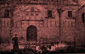 Madre de Dios del Campo (fachada)