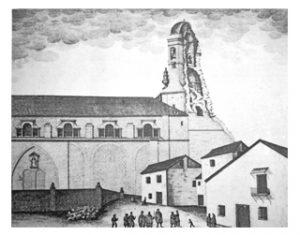 1 300x235 - La Torre de la Catedral de Baeza