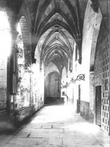 CLAUSTRO DE SANTA MARIA 225x300 - El Claustro de Santa Maria en Úbeda
