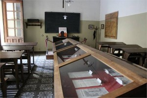 aulaantoniomachado1.jpg 300x200 - La huella de Antonio Machado en Baeza